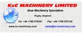 K & C MACHINERY LTD