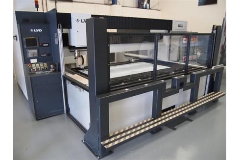 Lvd Helius 2513 Laser Cutting Machines Stock Number