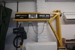 _Unknown / Other - Met Rack 125kg Jib Arm Crane