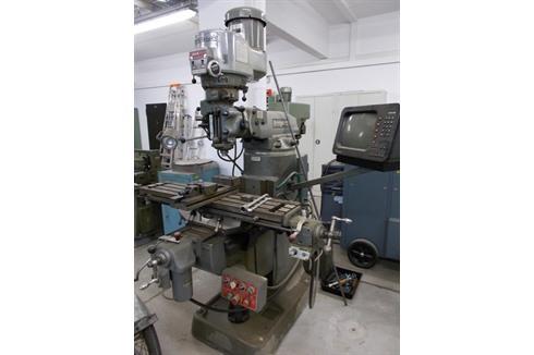 Bridgeport - BRJ 1 | Universal milling machines (knee type