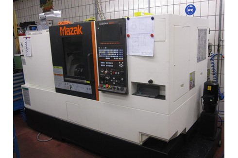 Mazak - Quick Turn Smart 250 | Lathes, CNC (4 or more axes